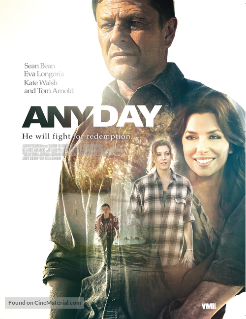 Any Day - Movie Poster