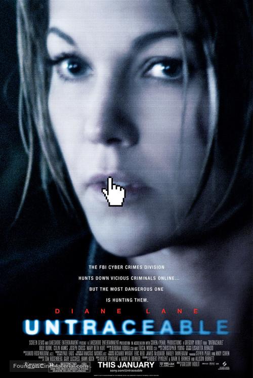 Untraceable - Movie Poster