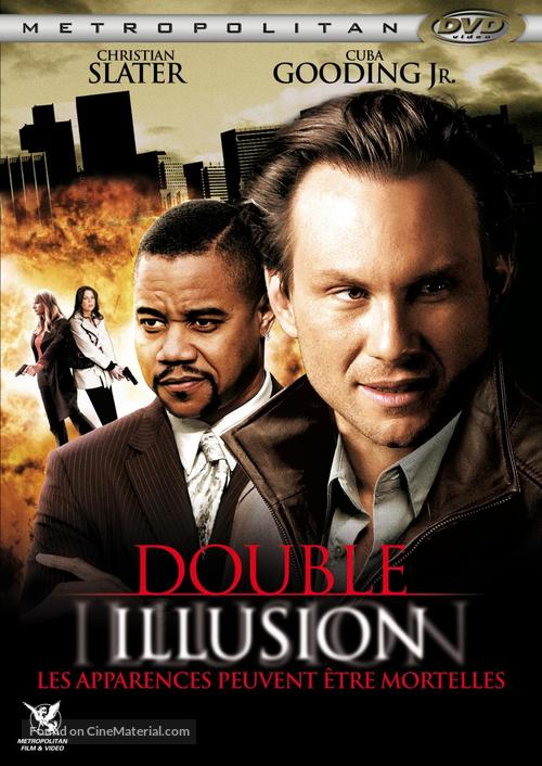 Lies & Illusions - French DVD cover