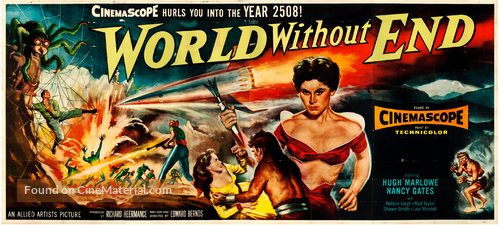 World Without End - Movie Poster