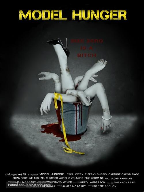 Model Hunger - Movie Poster
