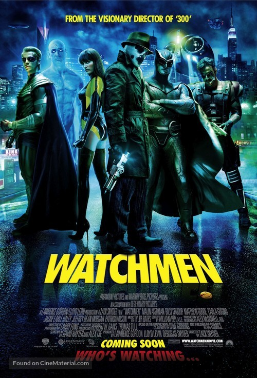 Watchmen - Movie Poster