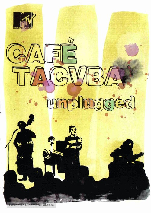 """""""Unplugged"""" - DVD movie cover"""