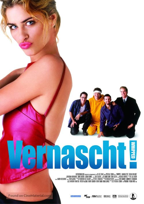 Whipped - German Movie Poster
