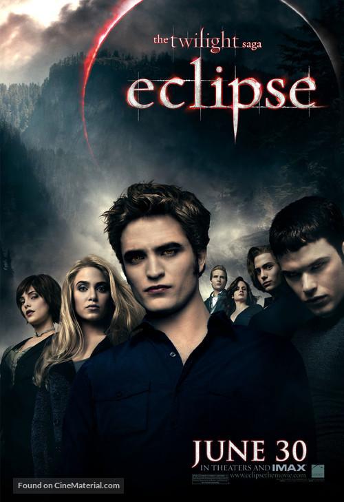 The Twilight Saga: Eclipse - Movie Poster
