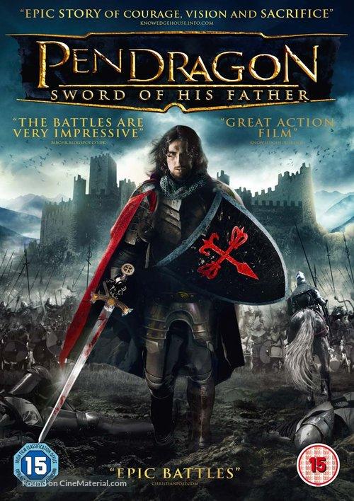 Pendragon: Sword of His Father - British DVD movie cover