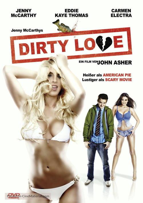 Dirty Love - German Movie Cover