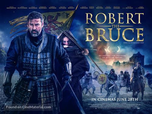 Robert the Bruce - British Movie Poster
