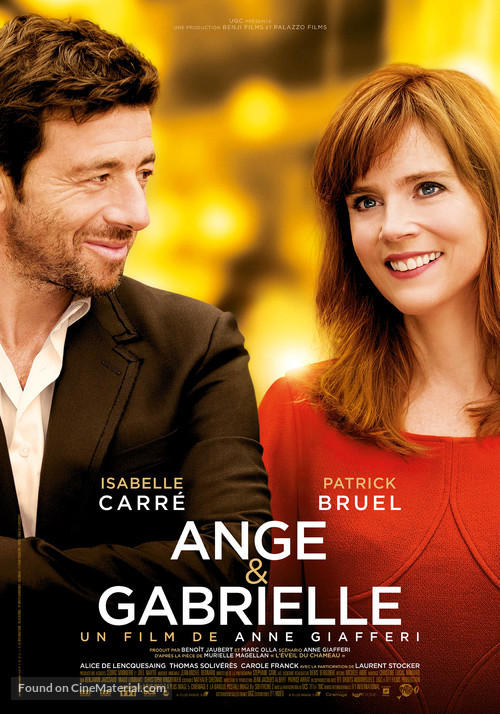 Ange et Gabrielle - Swiss Movie Poster