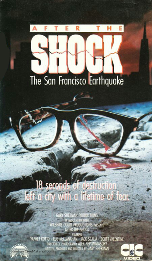 After the Shock - Movie Cover