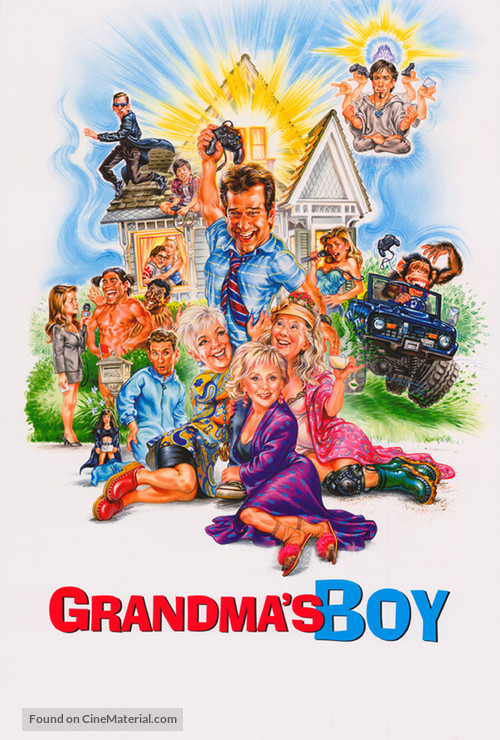 Grandma's Boy - poster