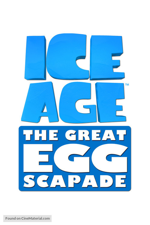 Ice Age: The Great Egg-Scapade - Logo