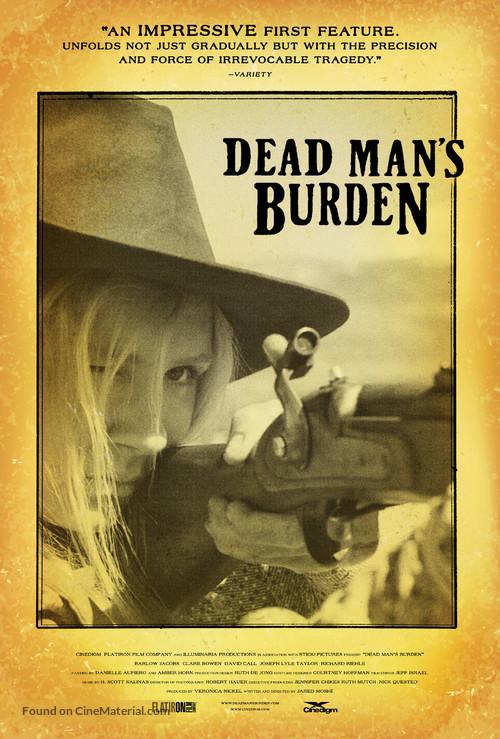 Dead Man's Burden - Movie Poster