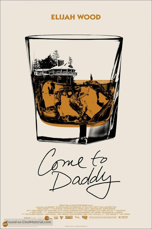 Come to Daddy - Movie Poster