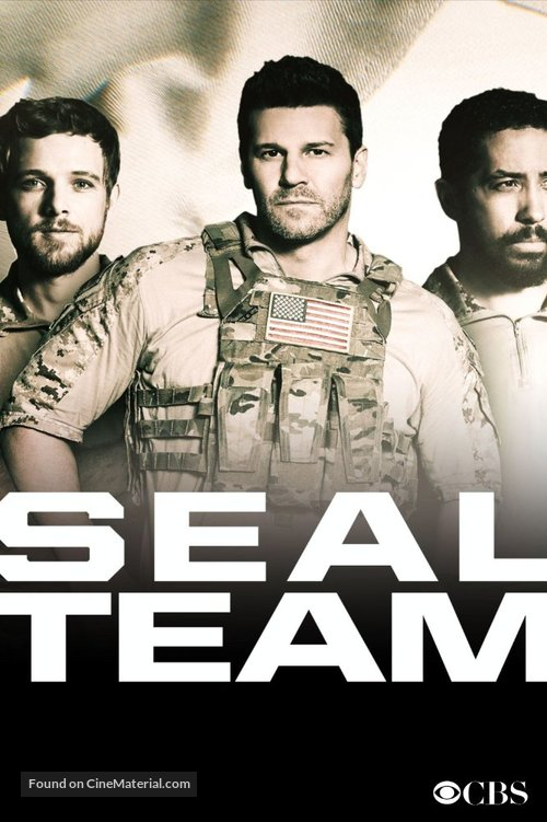 """SEAL Team"" - Movie Poster"