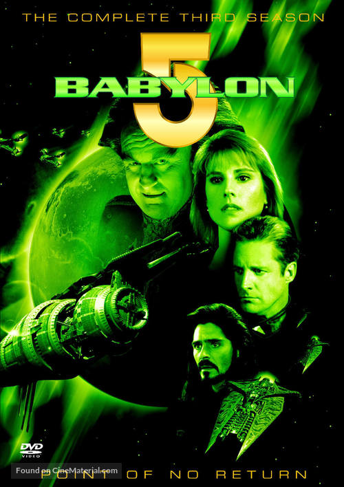 """Babylon 5"" - Movie Cover"
