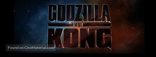 Godzilla vs. Kong - Logo