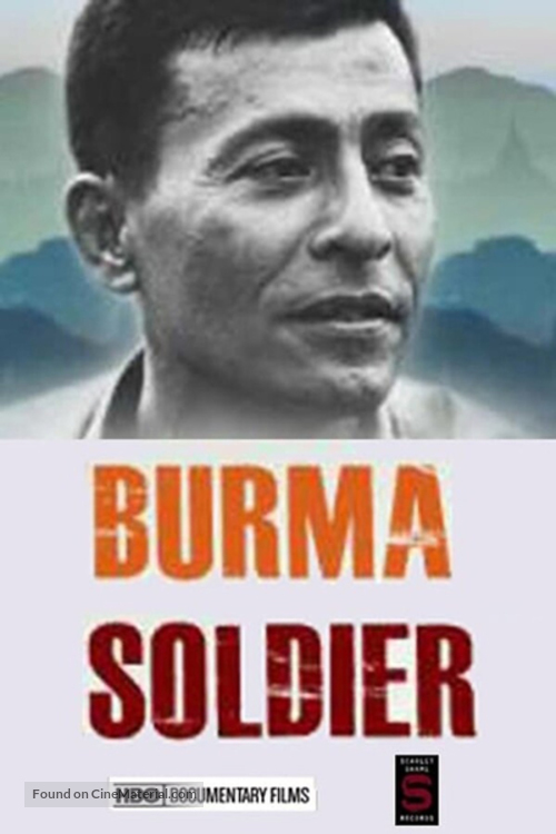 Burma Soldier - Movie Cover