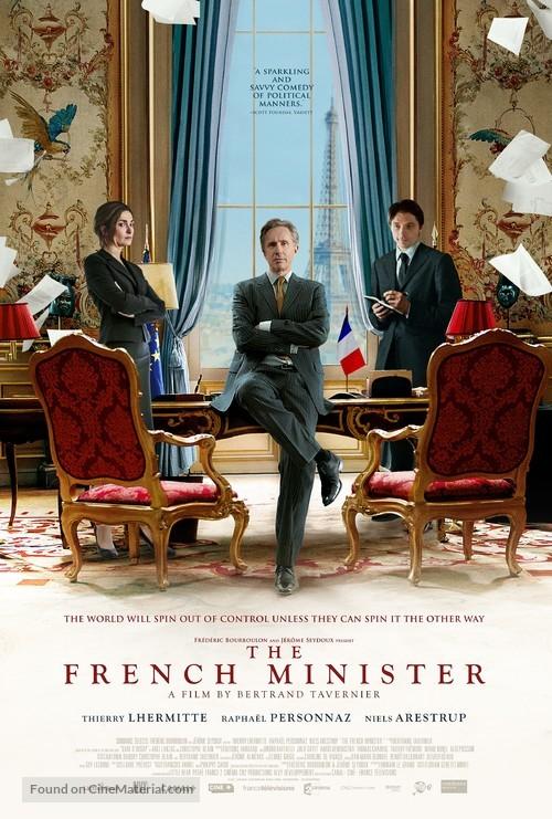 Quai d'Orsay - Movie Poster