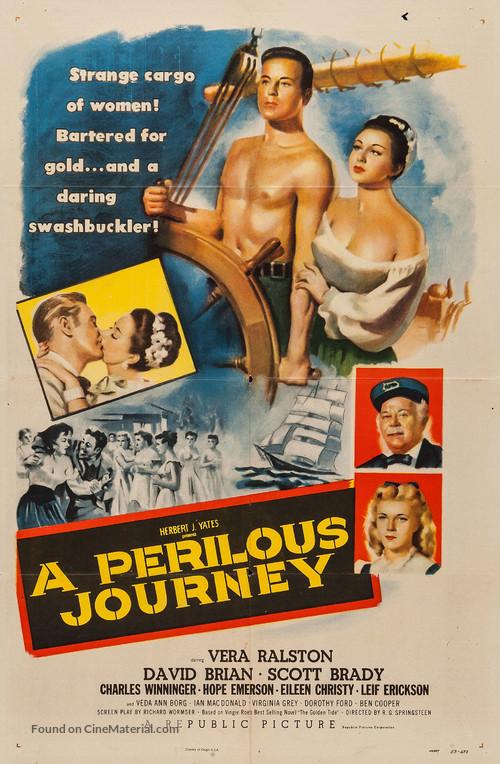 A Perilous Journey - Movie Poster