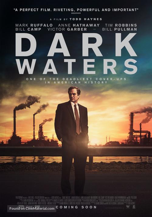 Dark Waters - Dutch Movie Poster
