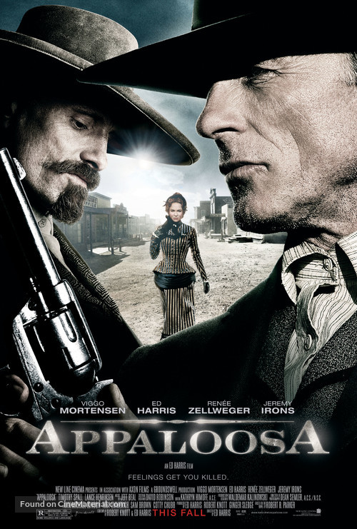 Appaloosa - Movie Poster