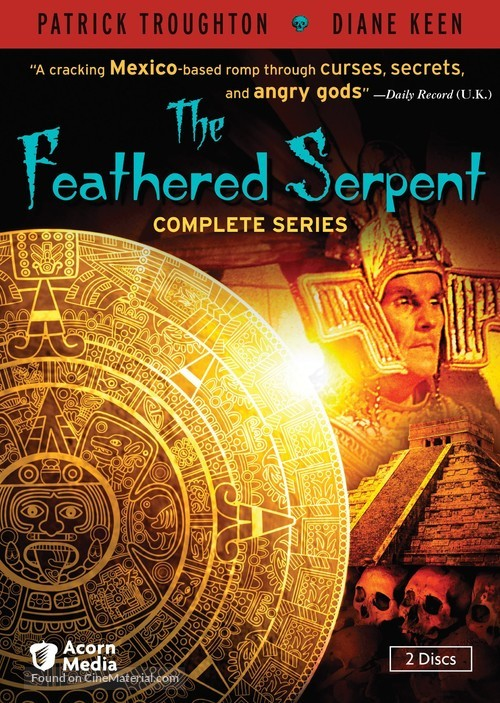 """The Feathered Serpent"" - Movie Cover"