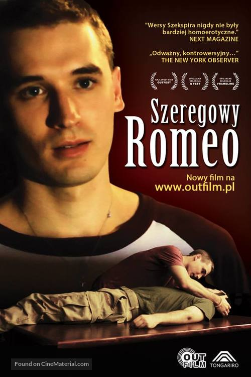 Private Romeo - Polish Movie Poster