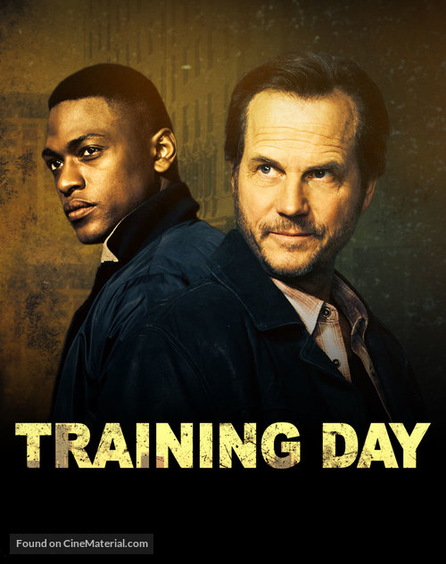 """""""Training Day"""" - Movie Poster"""
