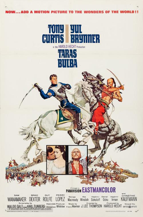 Taras Bulba - Movie Poster