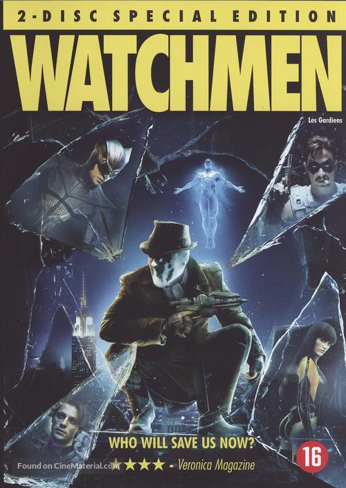 Watchmen - Dutch Movie Cover