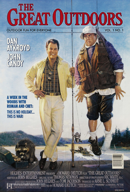 The Great Outdoors - Movie Poster