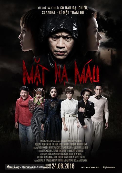Mat Na Mau - Vietnamese Movie Poster
