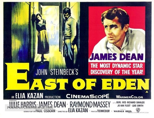 East of Eden - Movie Poster