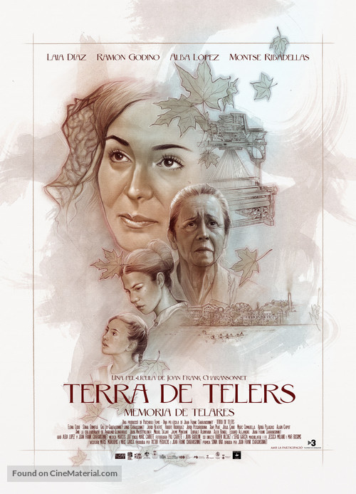Terra de telers - Andorran Movie Poster