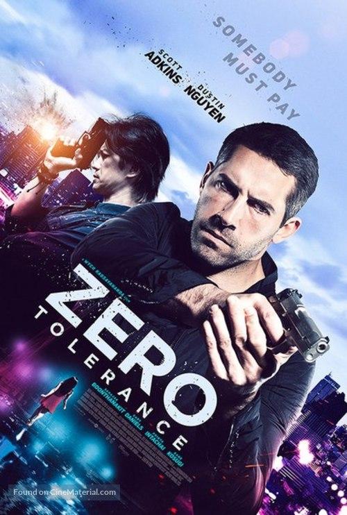 Zero Tolerance - Movie Poster