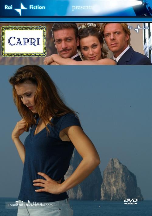 """Capri"" - Italian DVD movie cover"