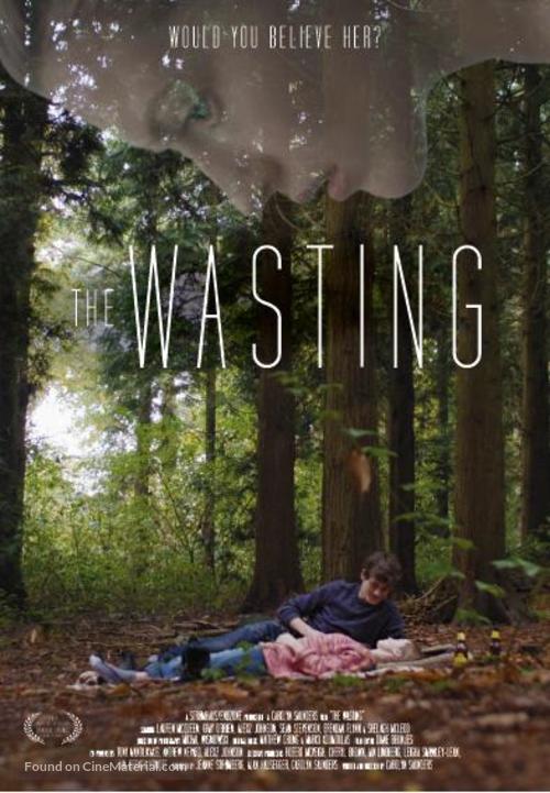 The Wasting - British Movie Poster