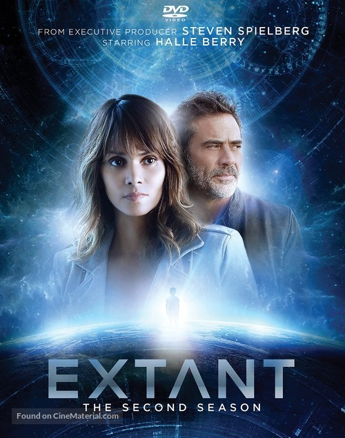 """Extant"" - Movie Cover"
