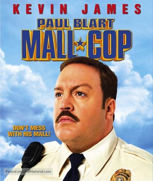 Paul Blart: Mall Cop - Movie Cover