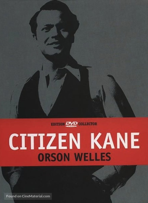 Citizen Kane - French Movie Cover