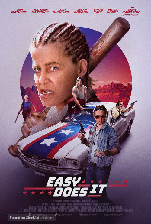 Easy Does It - Movie Poster