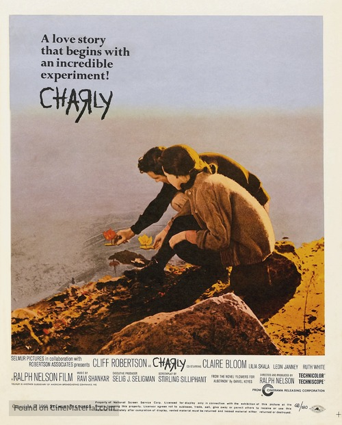 Charly - Movie Poster