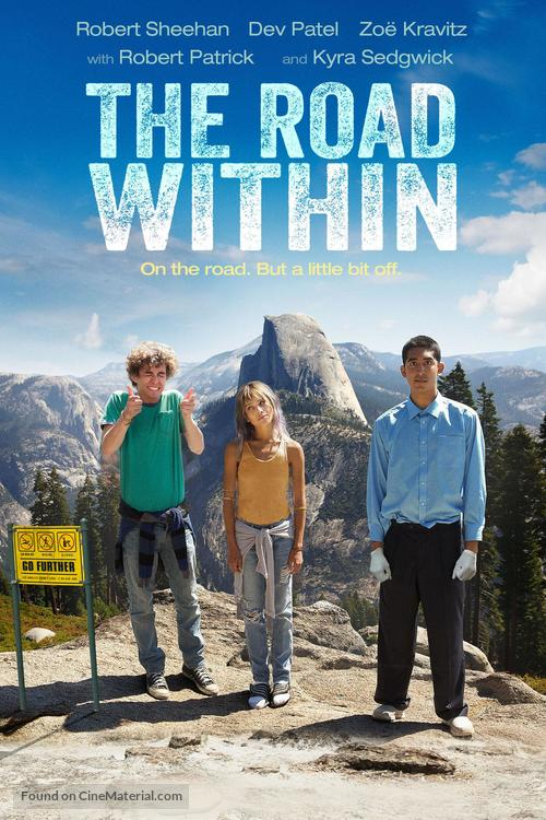 The Road Within - DVD movie cover
