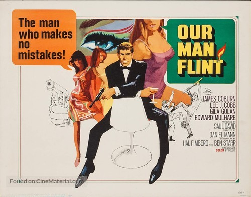 Our Man Flint - Movie Poster