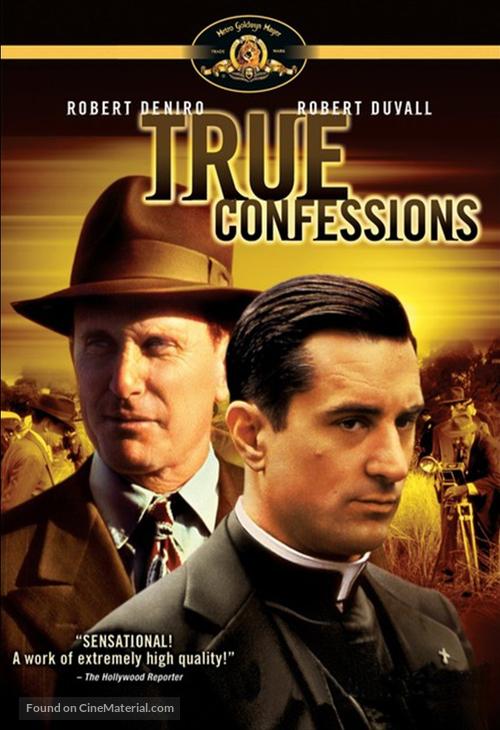 True Confessions - Movie Cover