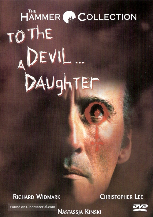 To the Devil a Daughter - Movie Cover
