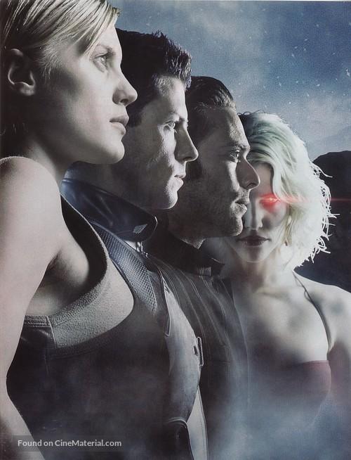 """Battlestar Galactica"" - Key art"