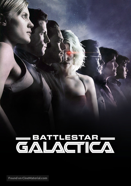 """Battlestar Galactica"" - Movie Poster"