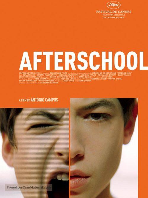 Afterschool - Movie Poster